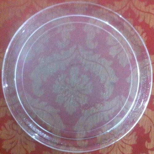 Đĩa thủy tinh lò vi sóng Sharp 272mm